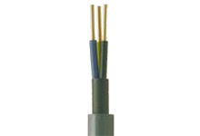 Draad & kabel grijze kabel