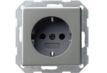 Schakelmateriaal GIRA edelstaal / RVS