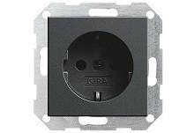 Schakelmateriaal GIRA E2 / TX44 antraciet