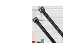 Installatiemateriaal bundelbandjes zwart