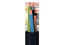 Draad & kabel rubberkabel