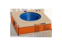 Draad & kabel montagesnoer 0,75 mm2