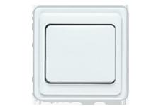 Schakelmateriaal PEHA standaard levend wit