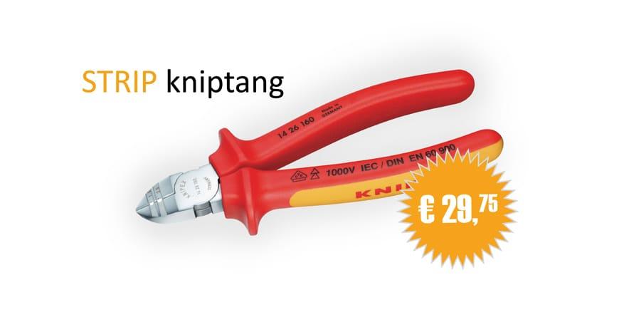 Knipex Knip en Striptang